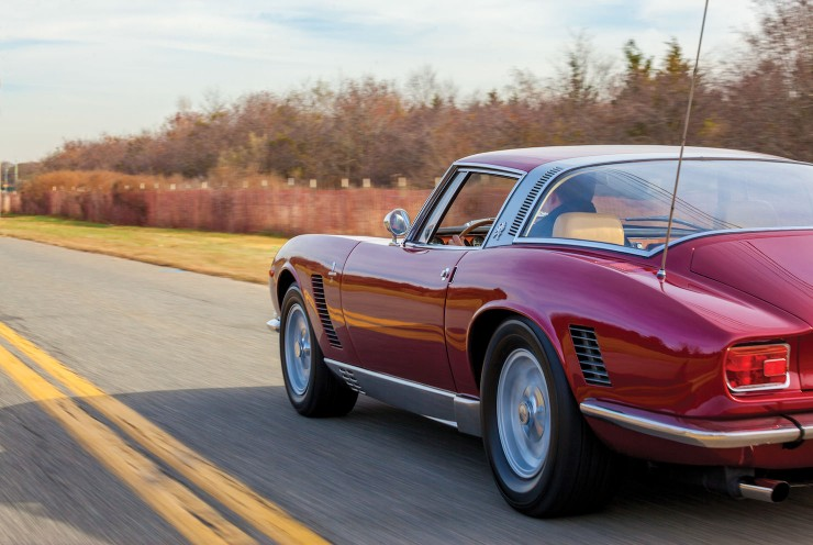 Iso Grifo 9