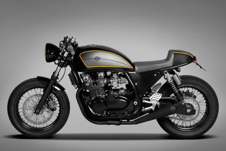Kawasaki Zephyr 750 1