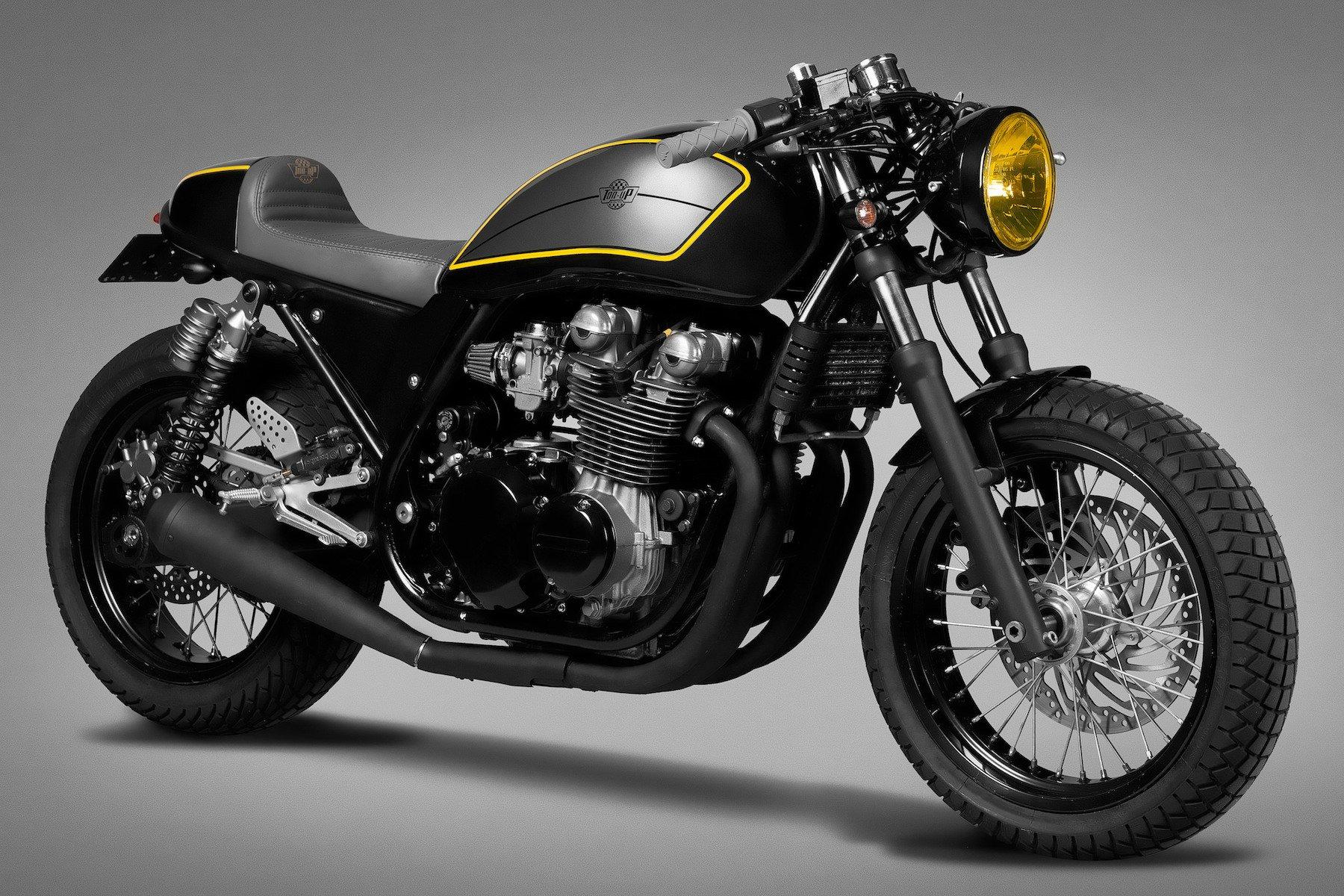Kawasaki Zephyr 750 By Ton Up Garage