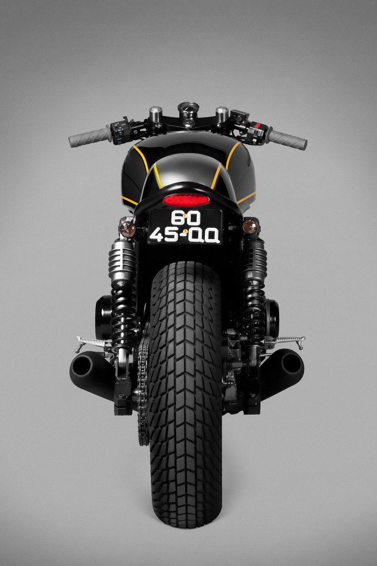 Kawasaki Zephyr 750 5