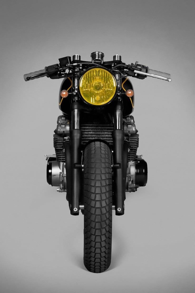 Kawasaki Zephyr 750 6