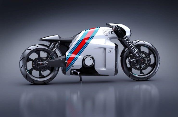 Lotus C-01 Motorcycle 2