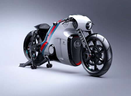 Lotus C-01 Motorcycle 3