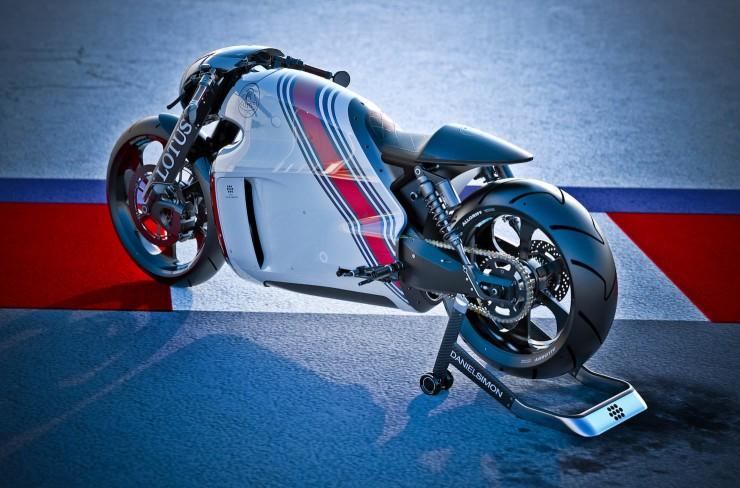 Lotus C-01 Motorcycle 7