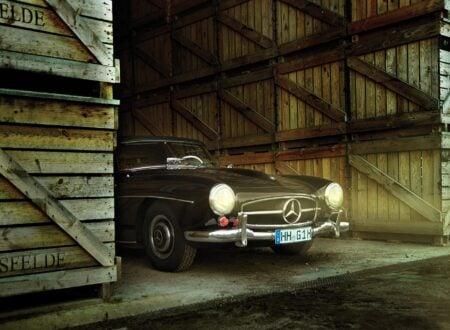 Mercedes Benz 190 SL Roadster 7 450x330 - 1960 Mercedes-Benz 190 SL Roadster