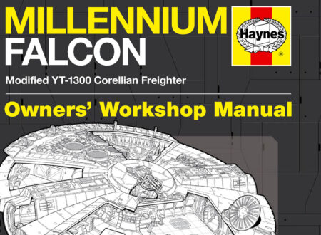 Millennium Falcon Owners Workshop Manual 450x330 - Millennium Falcon Owner's Workshop Manual