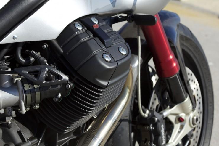 Moto Guzzi Griso Custom 12
