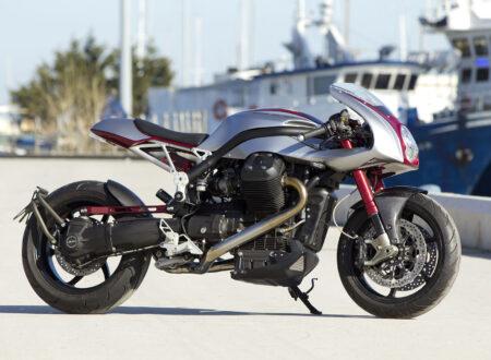 Moto Guzzi Griso Custom 13