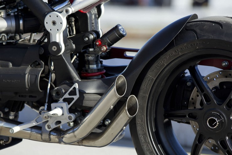 Moto Guzzi Griso Custom 5