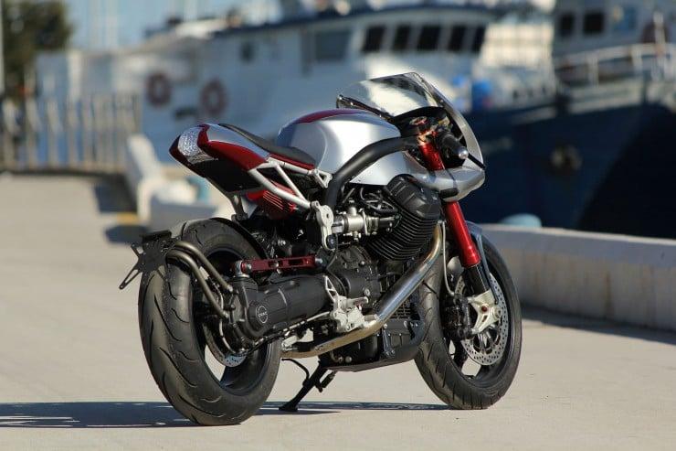 Moto Guzzi Griso Custom