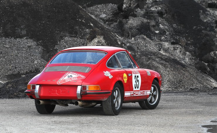 Porsche 911 L Rally
