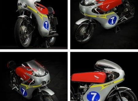 Rc166 Honda Hailwood GP Portland Speed Sports 450x330