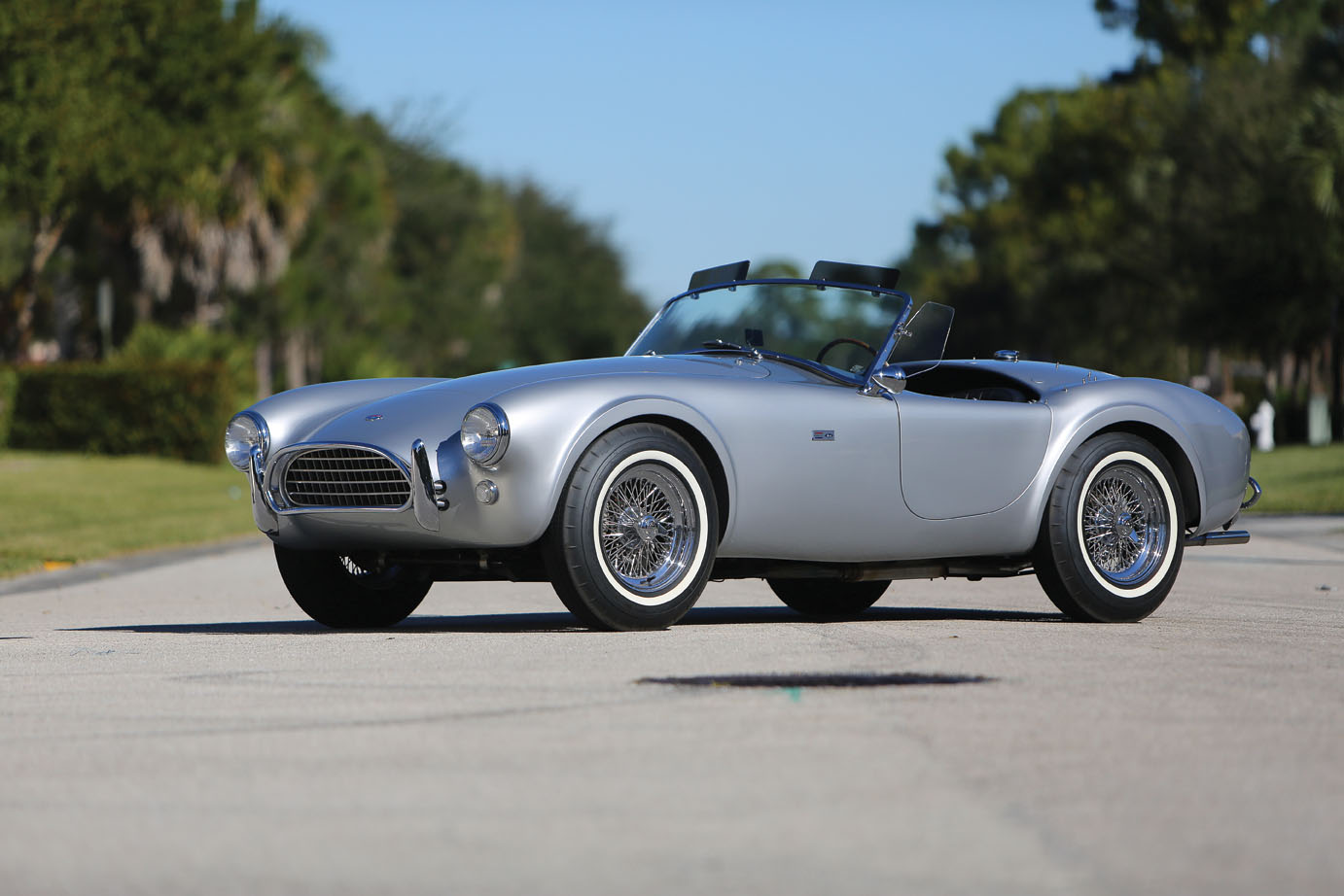 Muscle Mustangs And Fast Fords >> 1963 Shelby 289 Cobra - Silodrome