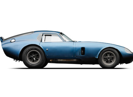 Shelby Daytona Wallpaper