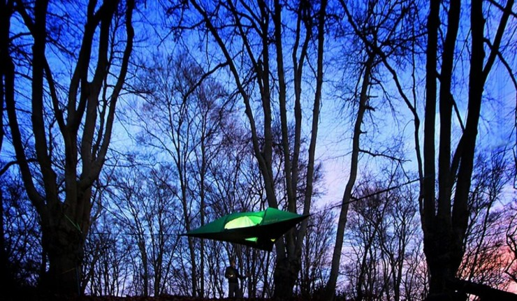 Tentsile Stingray Tree Tent 1