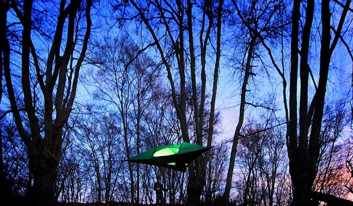 Tentsile Stingray Tree Tent 1  sc 1 st  Silodrome & Tentsile Stingray Tree Tent