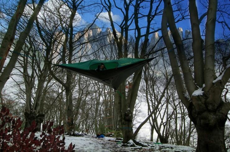 Tentsile Stingray Tree Tent 4