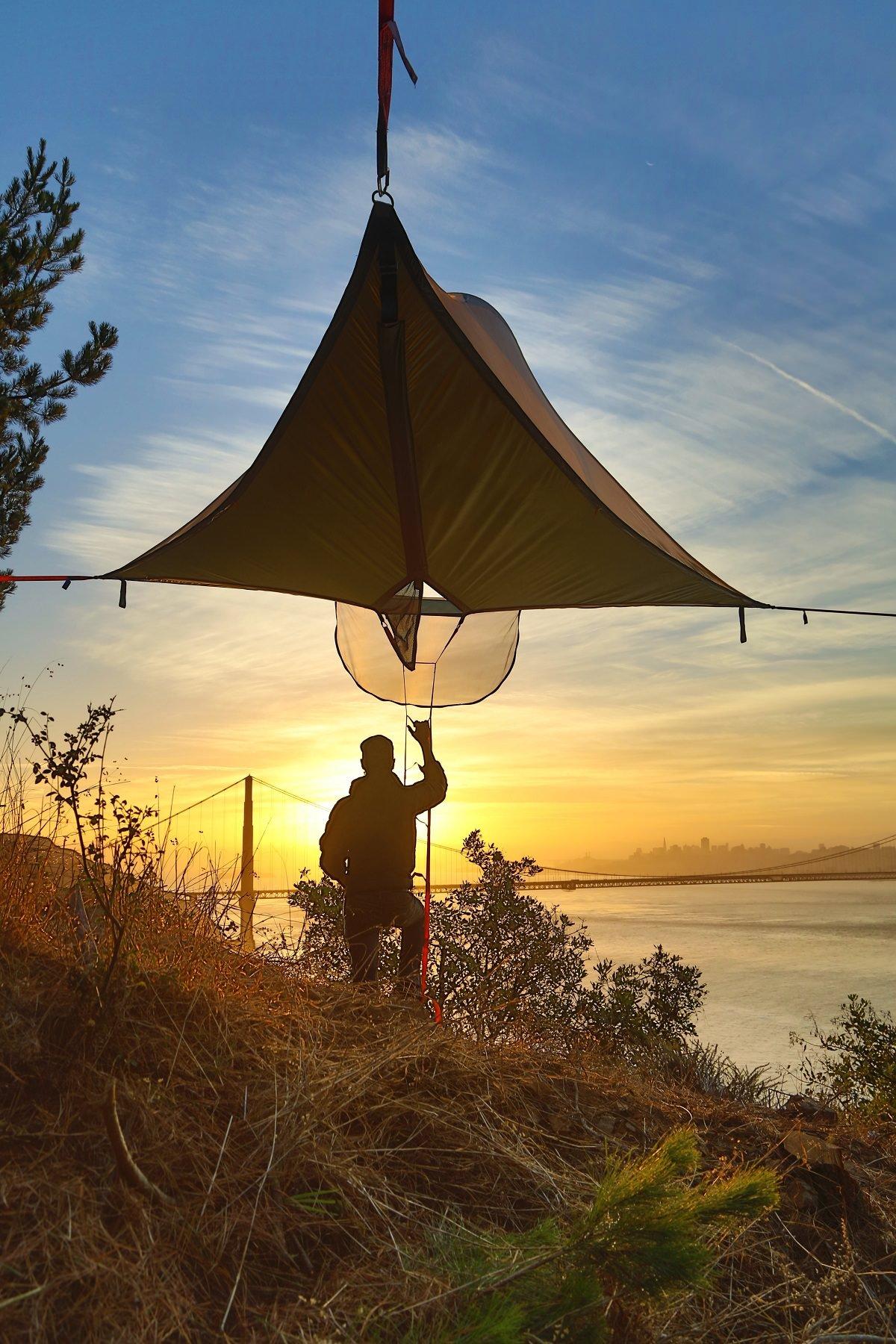 Tentsile Stingray Tree Tent & Stingray Tree Tent