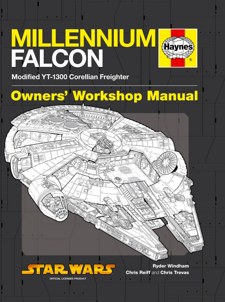 The Millennium Falcon Owners Workshop Manual