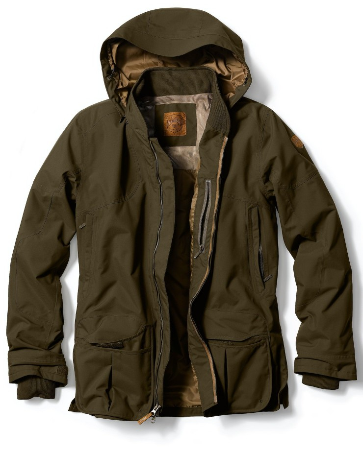 Waterproof Field Jacket by Eddie Bauer