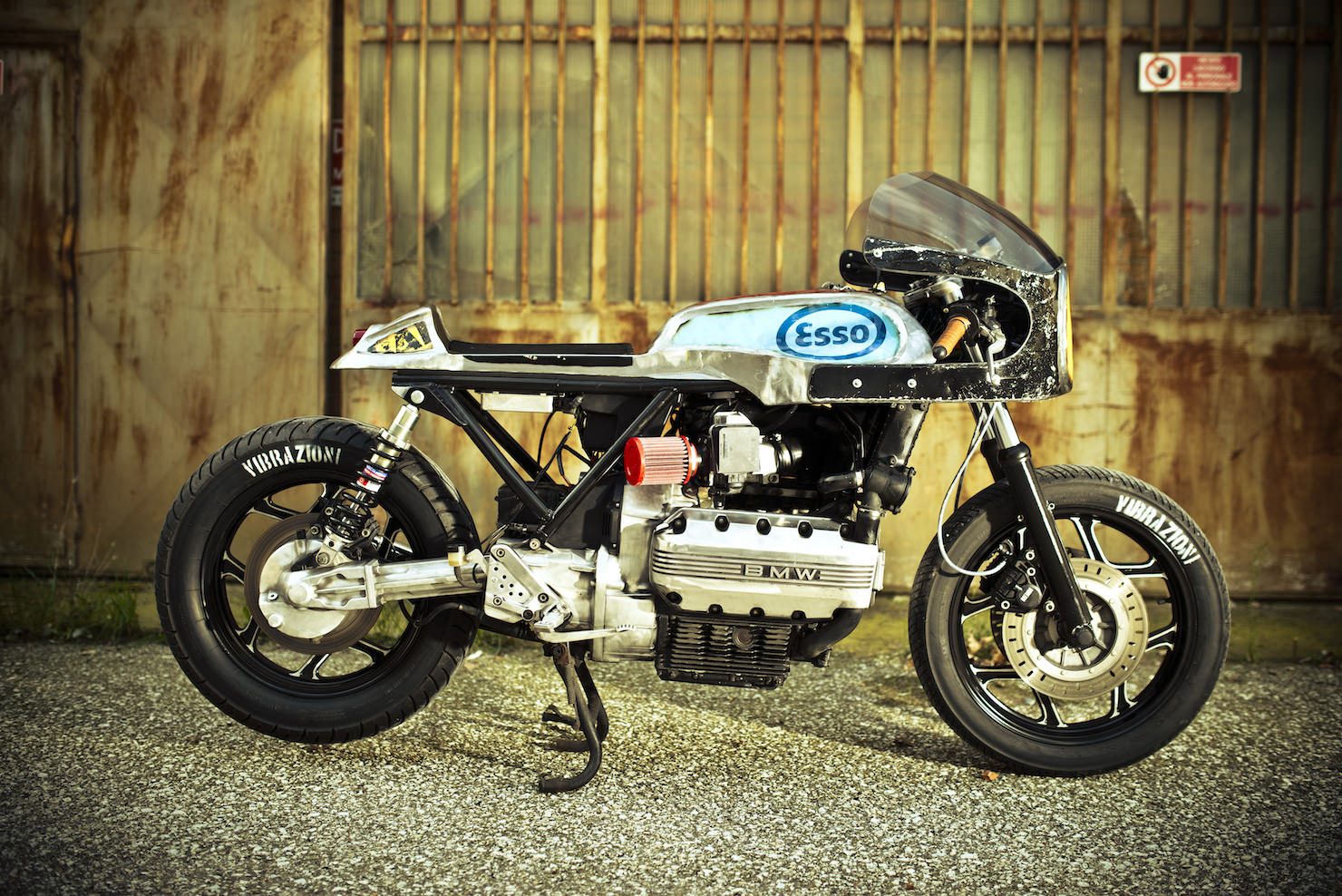 Bmw K100 Cafe Racer 1