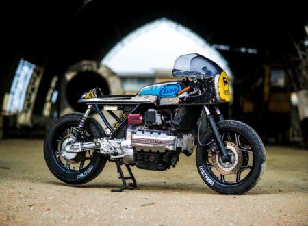 bmw k100 cafe racer 8 450x330 - BMW K100 Cafe Racer