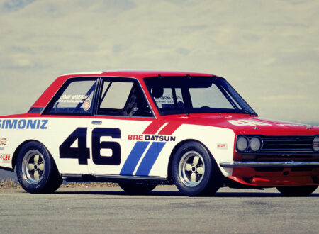 bre datsun 510 450x330 - Against All Odds: The Datsun 1600/510