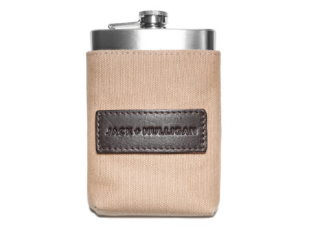 classic hip flask 450x330 - Redford Flask by Jack + Mulligan