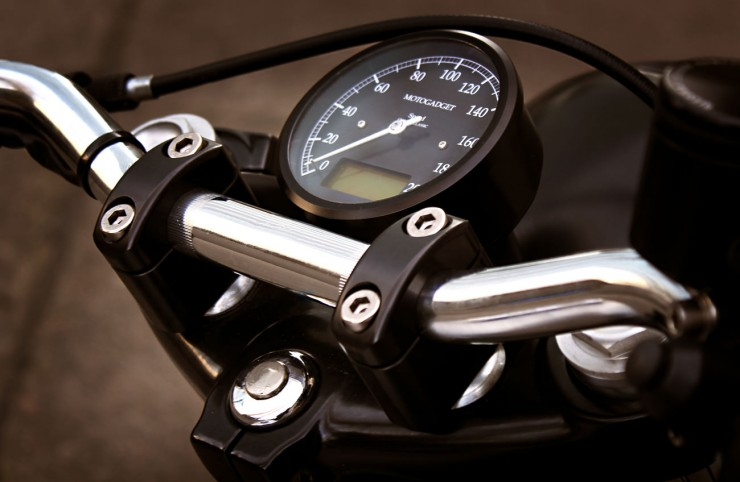 custom moto guzzi motorcycle 1