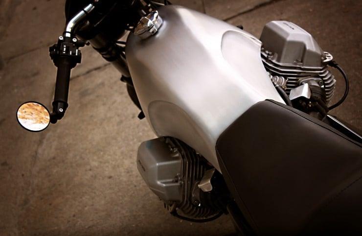 custom moto guzzi motorcycle 4