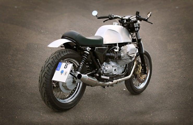 custom moto guzzi motorcycle 7