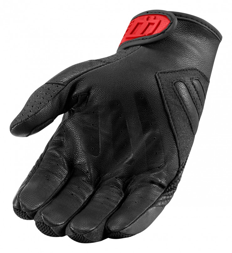 motorcycle gloves palm
