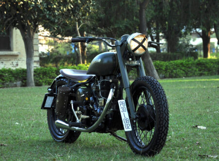 royal enfield custom 3