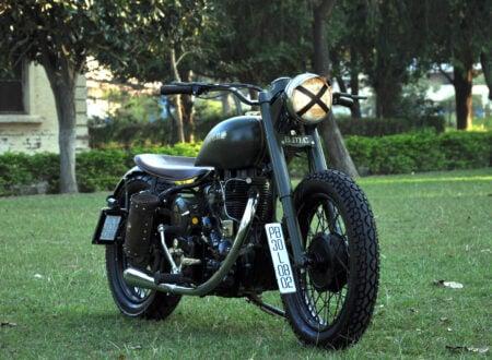 royal enfield custom 3 450x330 - Porus by Bambukaat Motorcycle Customs