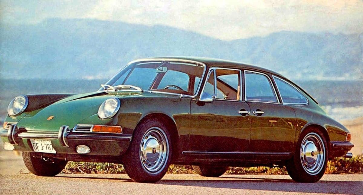 1967 4-Door Porsche 911