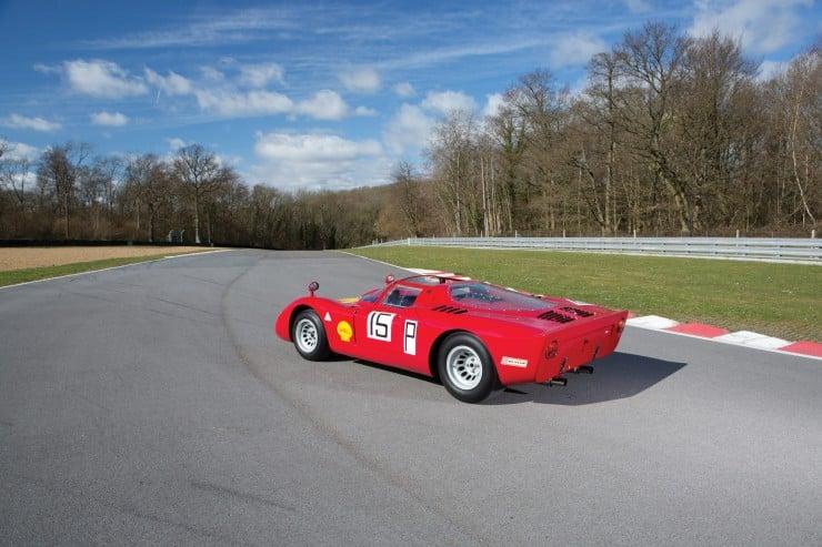 Alfa Romeo Tipo 33:2 1