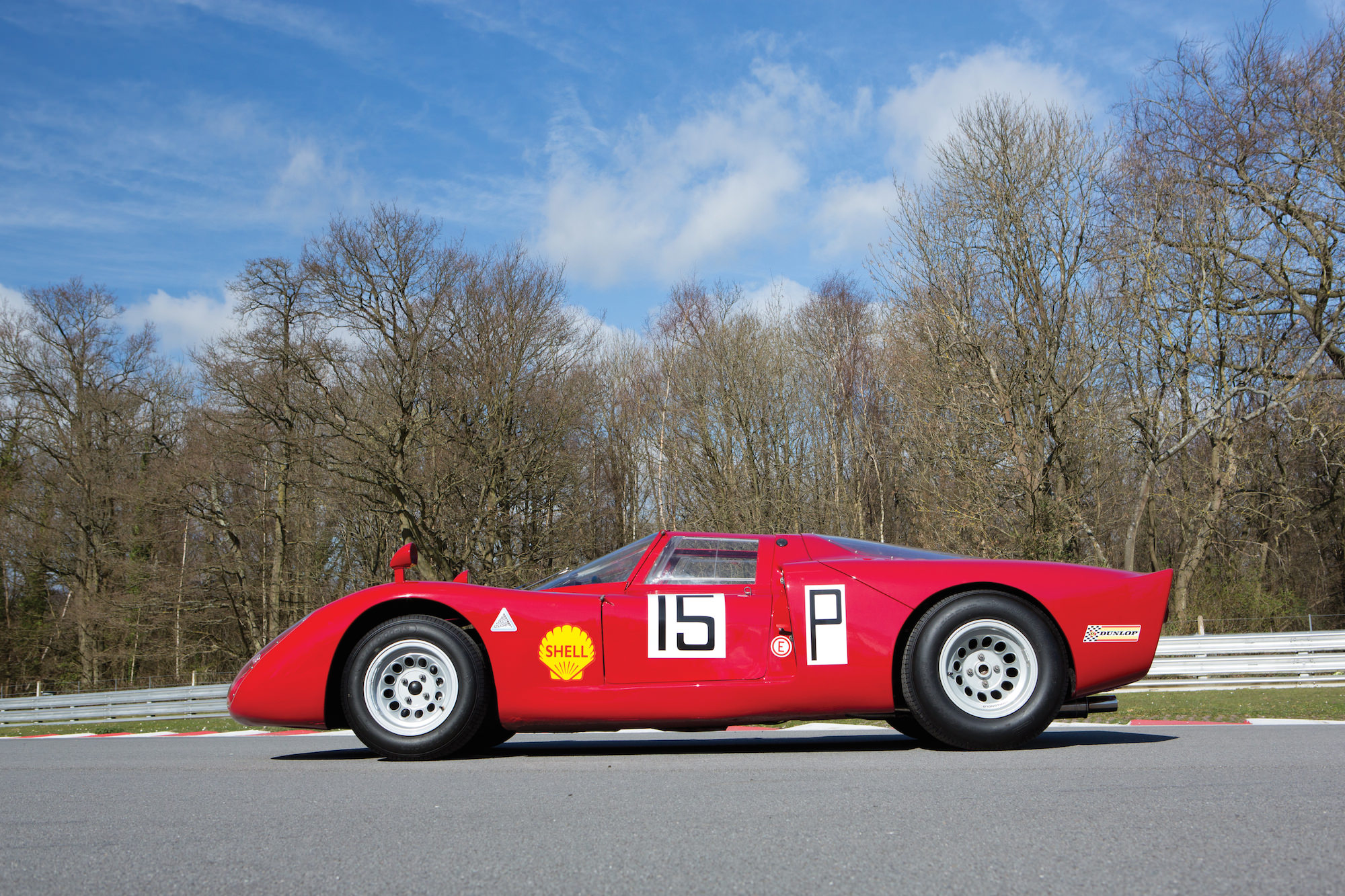 1968 Alfa Romeo Tipo 33/2 Daytona - Silodrome