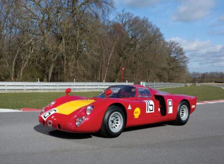 Alfa Romeo Tipo 332 450x330 - 1968 Alfa Romeo Tipo 33/2 Daytona