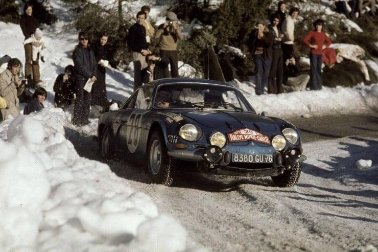 Alpine A110 3