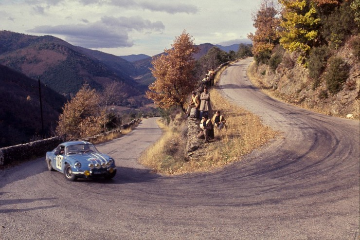 Alpine A110 5