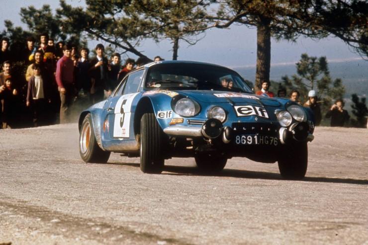 Alpine A110 6