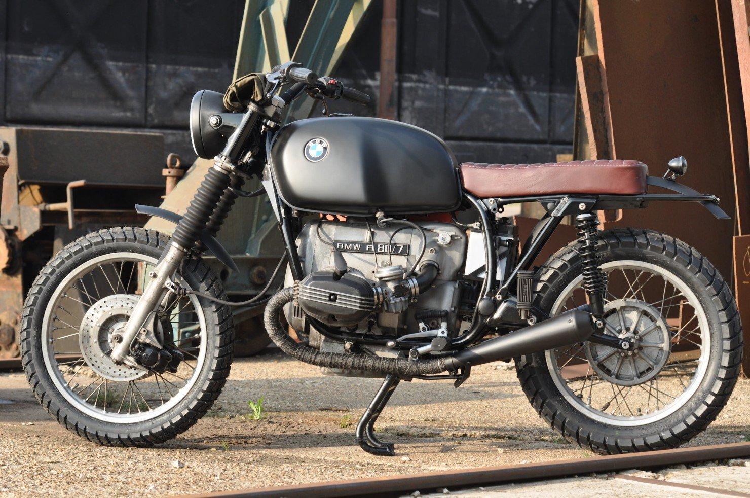 BMW R80-7 1