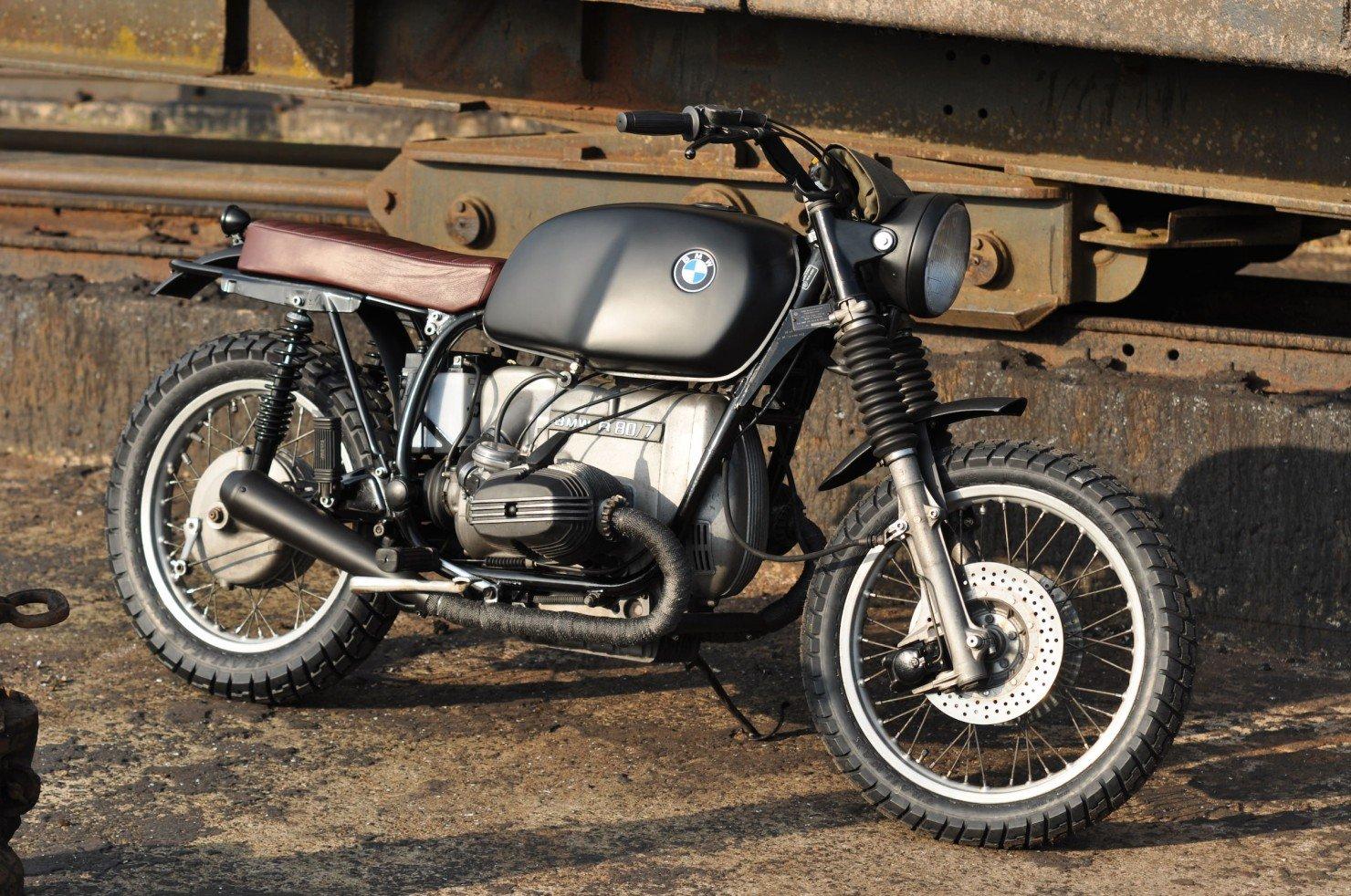 BMW R80-7 7