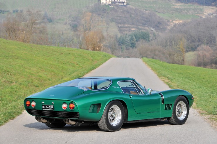 Bizzarrini Car 1 740x493 1968 Bizzarrini 5300 GT Strada Alloy