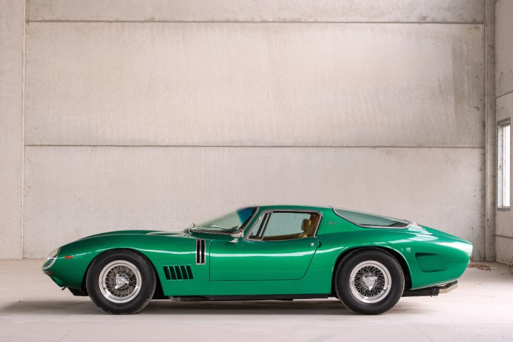 Bizzarrini Car 11