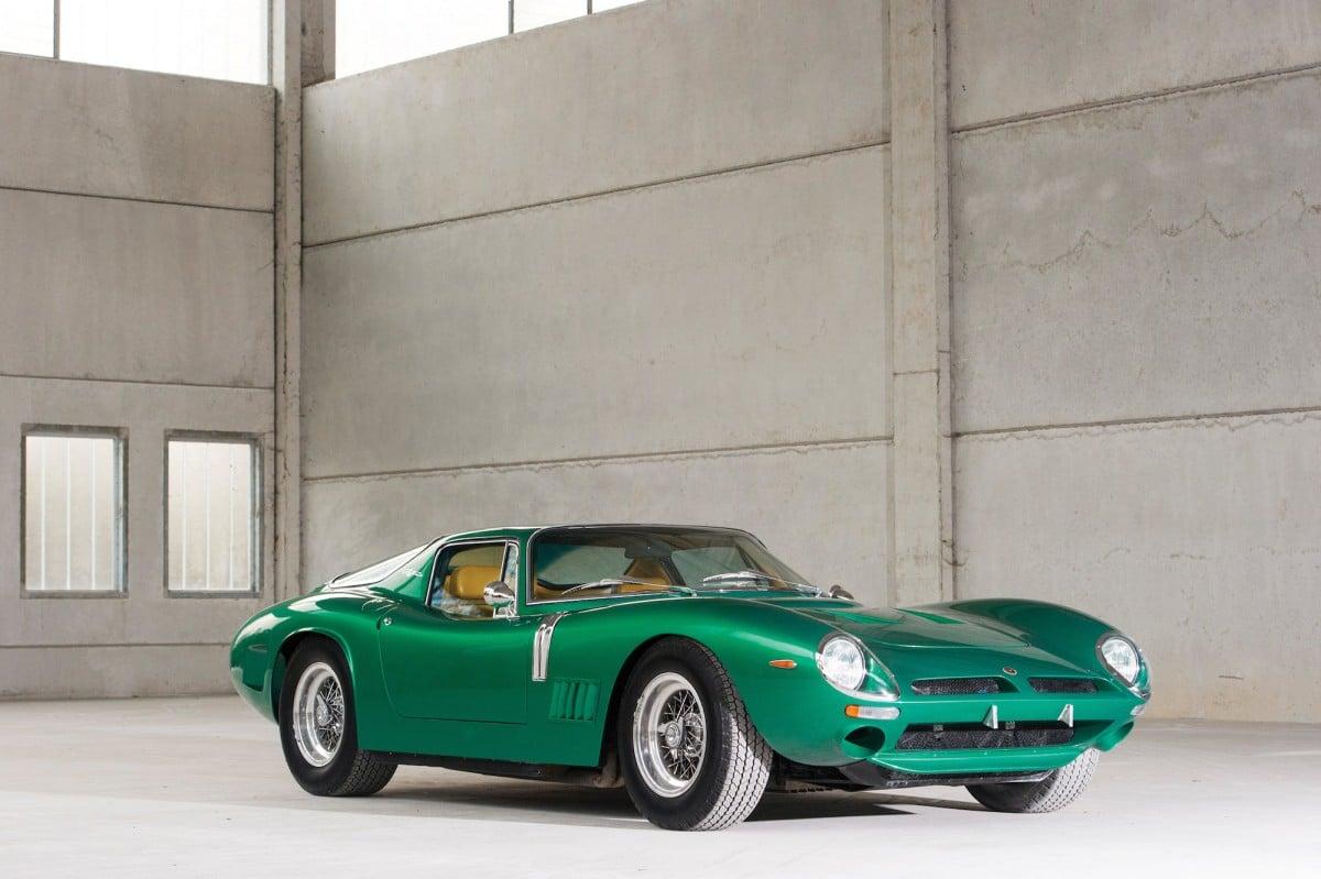 Bizzarrini Car 5 1200x799 - 1968 Bizzarrini 5300 GT Strada Alloy