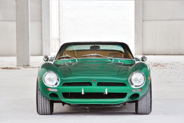 Bizzarrini Car 6 740x493 1968 Bizzarrini 5300 GT Strada Alloy