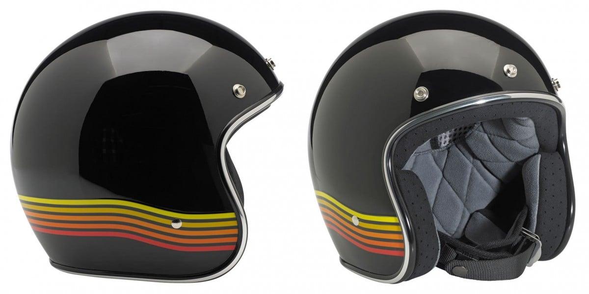 BonanzaLE Spectrum Black side right 1200x600 - Biltwell Bonanza L.E. Helmets