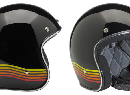 BonanzaLE Spectrum Black side right 450x330 - Biltwell Bonanza L.E. Helmets