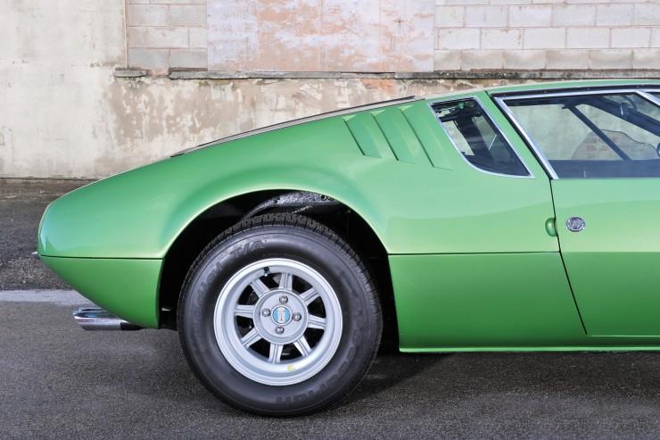 De Tomaso Mangusta 4 740x493 1969 De Tomaso Mangusta